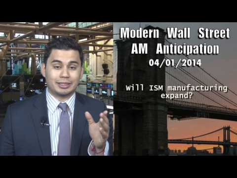 AM Anticipation: Stock futures mixed ahead of ISM, autos in focus