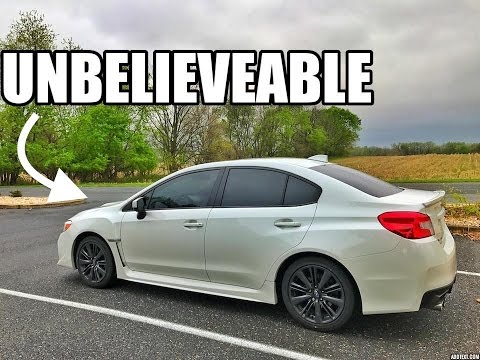 WHAT TO LOOK FOR WHEN BUYING A USED SUBARU WRX