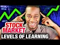 Four Stages of Learning The Stock Market