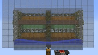 Turorial: Pumpkin Farm with Slime Block for Minecraft 1.8/1.9/1.10 (broken in 1.11)