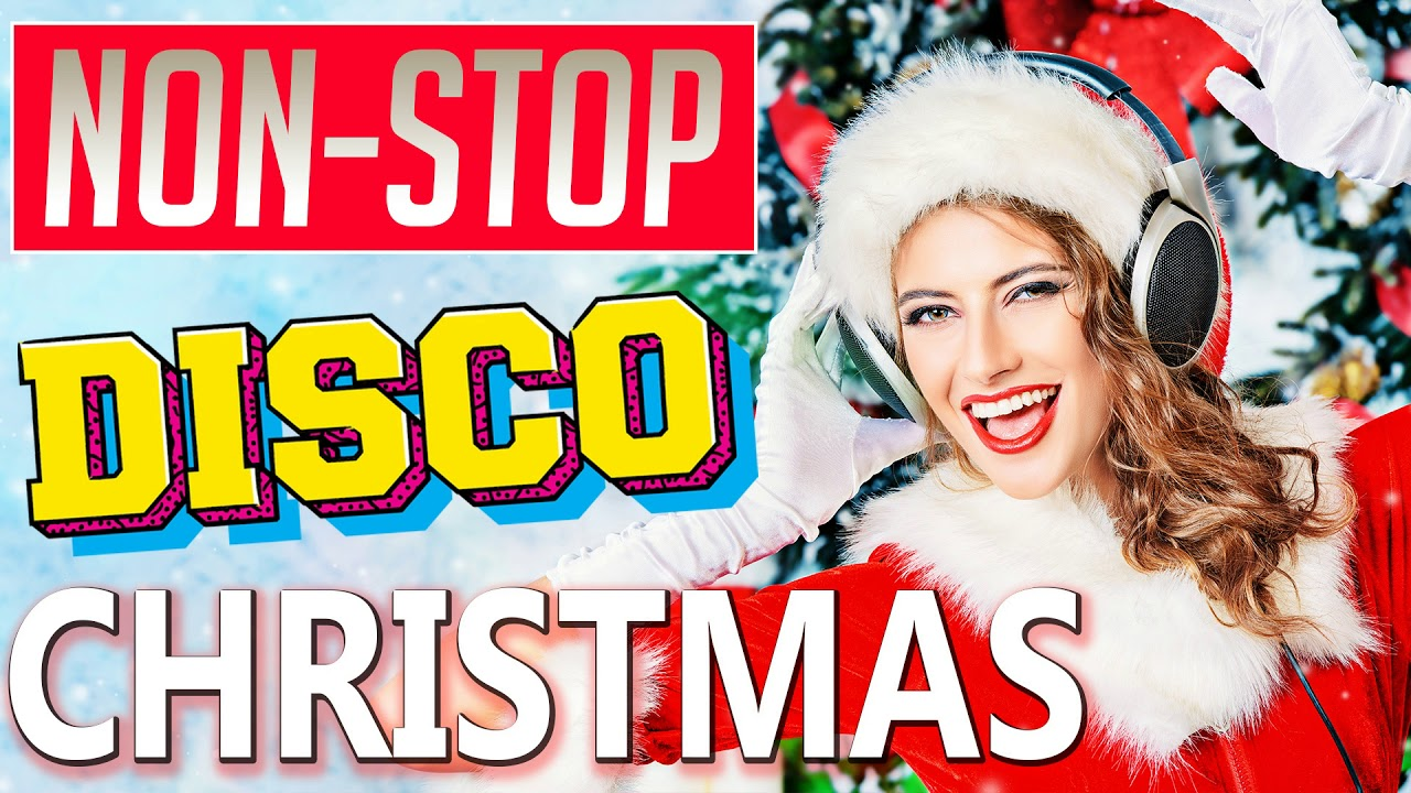 non stop christmas songs medley LP remix
