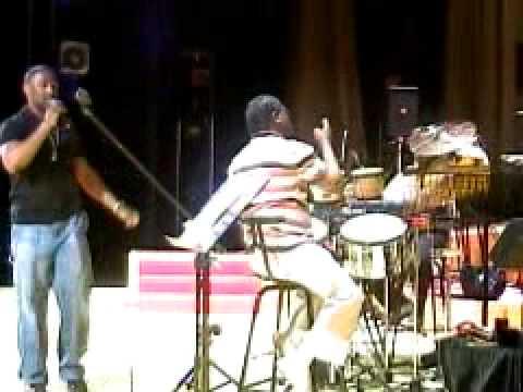 Joyous Celebration 10 Rehearsal - 2007 - Durban, South Africa -ANTHONY FAULKNER