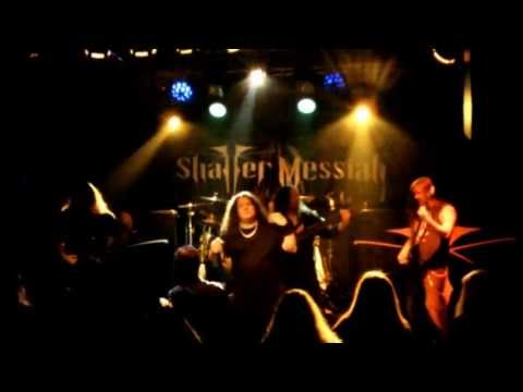 Shatter Messiah Mercenary Machine Live