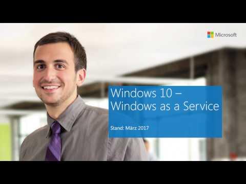 Windows 10 – Windows as a Service | Microsoft