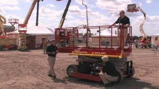 Product Review: MEC Crossover 2659ERT Scissor Lift