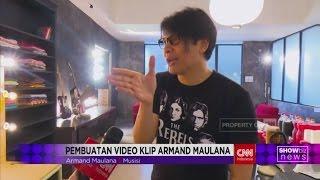 Armand Maulana Garap Video Klip Baru
