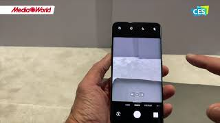 One Plus Concept One, lo smartphone concept presentato al CES 2020