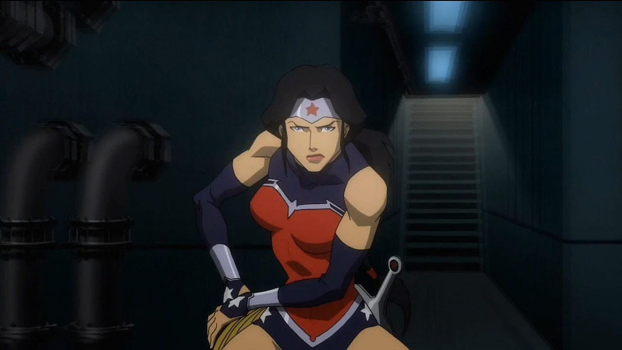 Justice League War Wonder Woman by PerryWhite on DeviantArt |Wonder Woman Justice League War