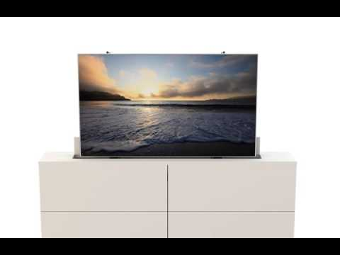 Fpltsv2 Flat Panel Table Furniture Lift Pop Up For Tv