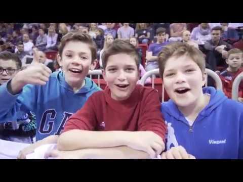 Inspiring new generations at the Düsseldorf Grand Slam