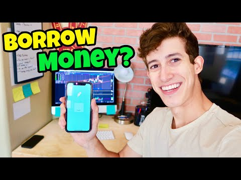 Should You Borrow Money To Start Investing In Stocks?!?
