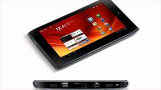 video Review Acer Iconia Tab A101