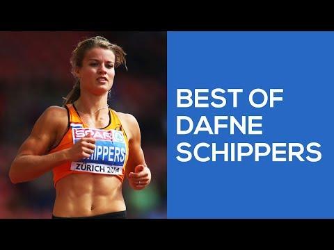 Dafne Schippers - Best of Athlete [HD]