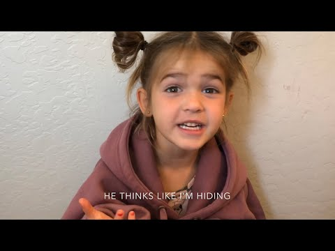 Four Year old Mila dishes on family drama!