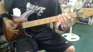 Mudvayne - Mercy, Severity (Guitar Cover)