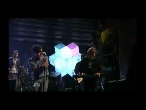 Neon Indian - Polish Girl - Late Night w/ Jimmy Fallon