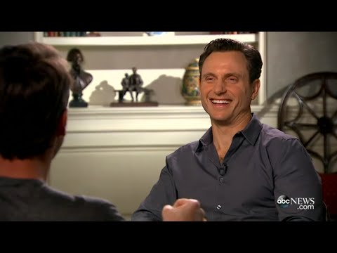 Scandal's Tony Goldwyn and Scott Foley  Each Other