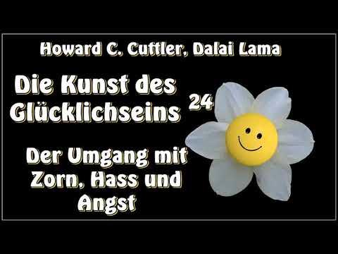 Der Umgang mit Zorn, Hass und Angst - Howard C Cuttler, Dalai Lama