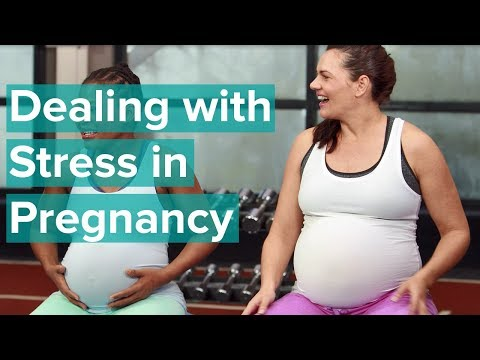 Dealing with Stress in Pregnancy