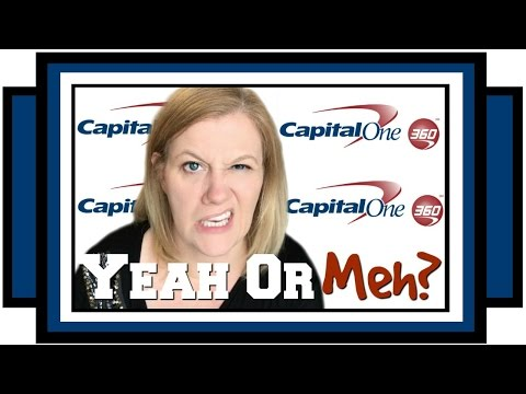 Capital One 360 Pros and Cons Review and Get $25