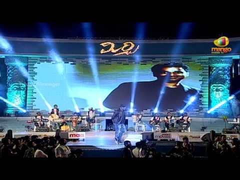 Devi Sri Prasad Live Performance - Mirchi Audio Launch - Prabhas, Anushka Shetty, Richa