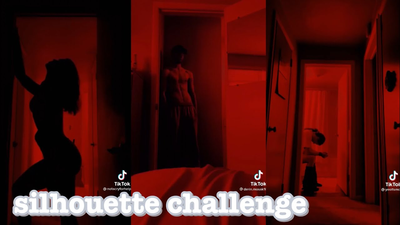 Download silhouette challenge~tik tok (put your head on my shoulder)