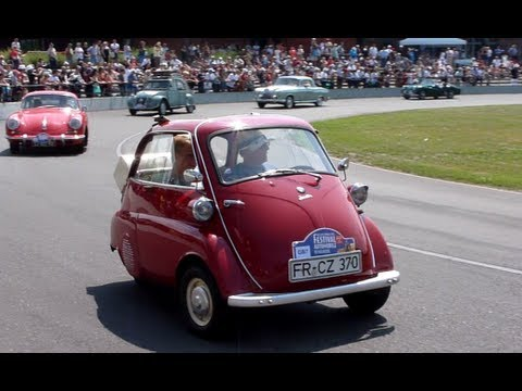 BMW Isetta 300 - Smallest BMW in the World!! - The Bubble Car