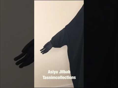 All Black Outfit! Jilbab, Niqab and Jilbab Jacket !