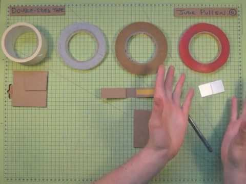 Design Modelling   Double Sided Tape