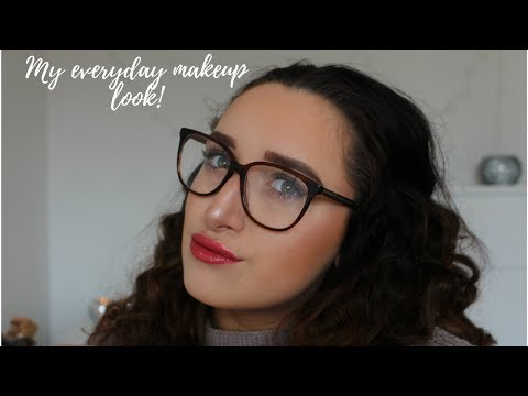 My everyday makeup routine |Savannah