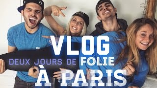 PARIS AVEC MARINE LELEU WASS FREESTYLE ET LUCAS ANGELES