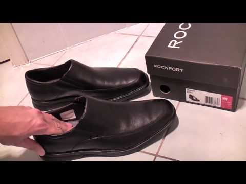 Rockport Aderner Shoe Review