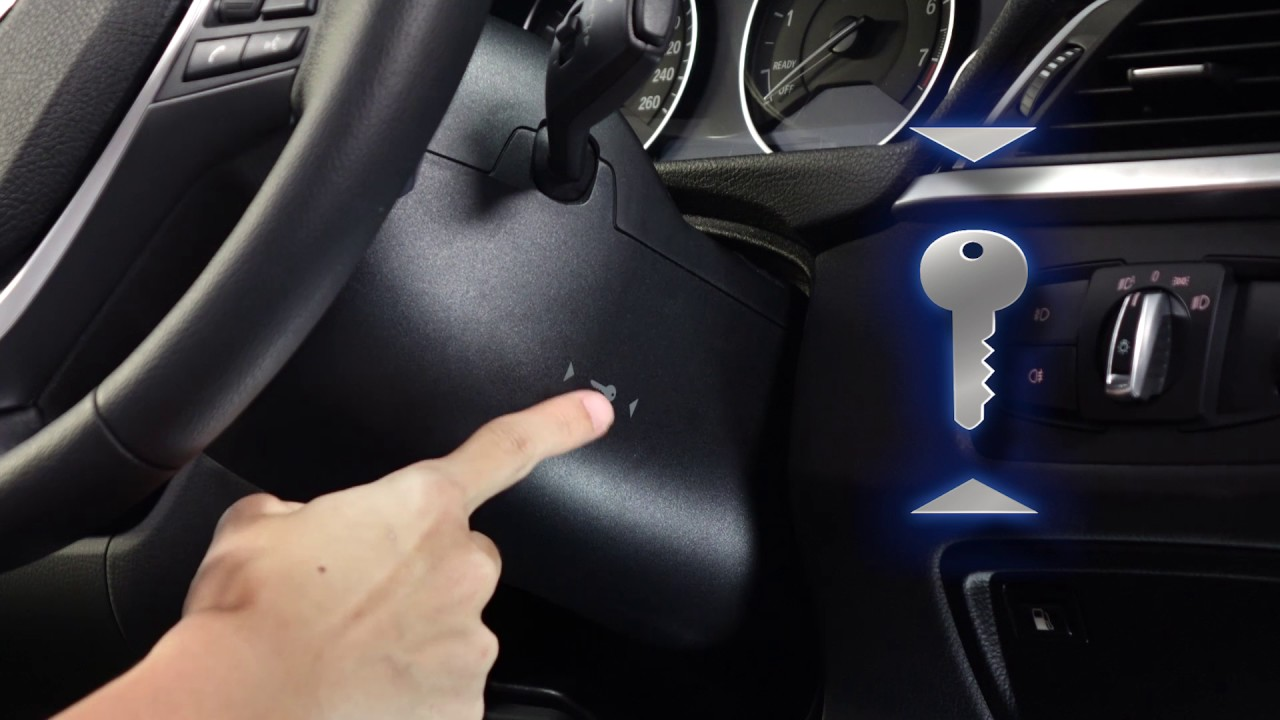 Bmw 5 Series Starting Vehicle When The Key Fob Is Out Of Battery Youtube