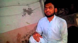 Pakistan pop singer