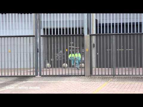 Gewonde bij brand in gevangenis Krimpen a/d IJssel