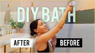 DIY Luxury Bathroom   MeganBatoon