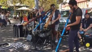 Live at Vicmarkets with Rivertribe