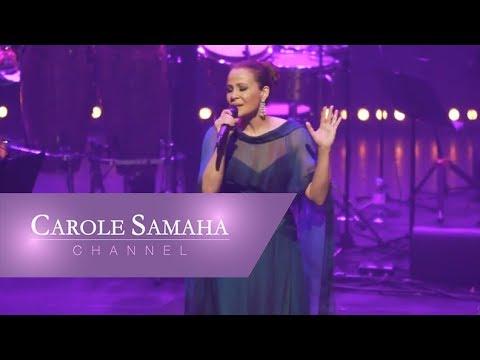Carole Samaha - Je T'aime [Live at Olympia] (2018)