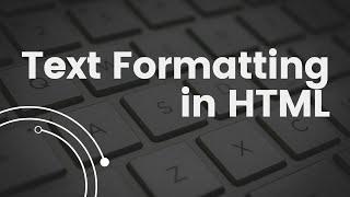 HTML Tutorial in Urdu/Hindi | Part 5 Text Formatting in HTML