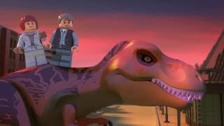 The Indominus Escape - LEGO Jurassic World Mini Movie - Part 5