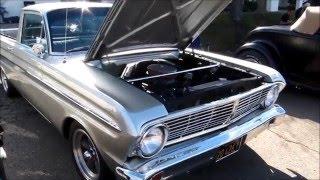 A rare 1964 Ford Ranchero & awesome '64 Falcon Futura