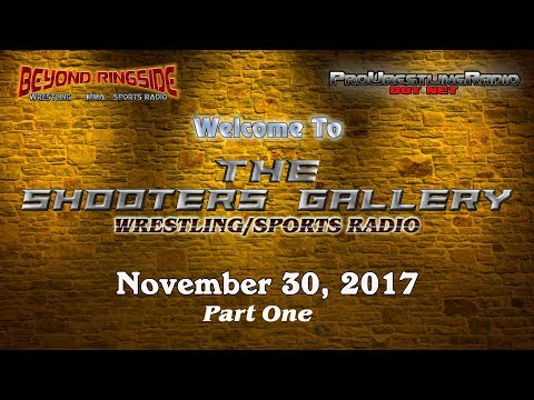 The Shooters Gallery - Nov. 30, 2017 - Hour One
