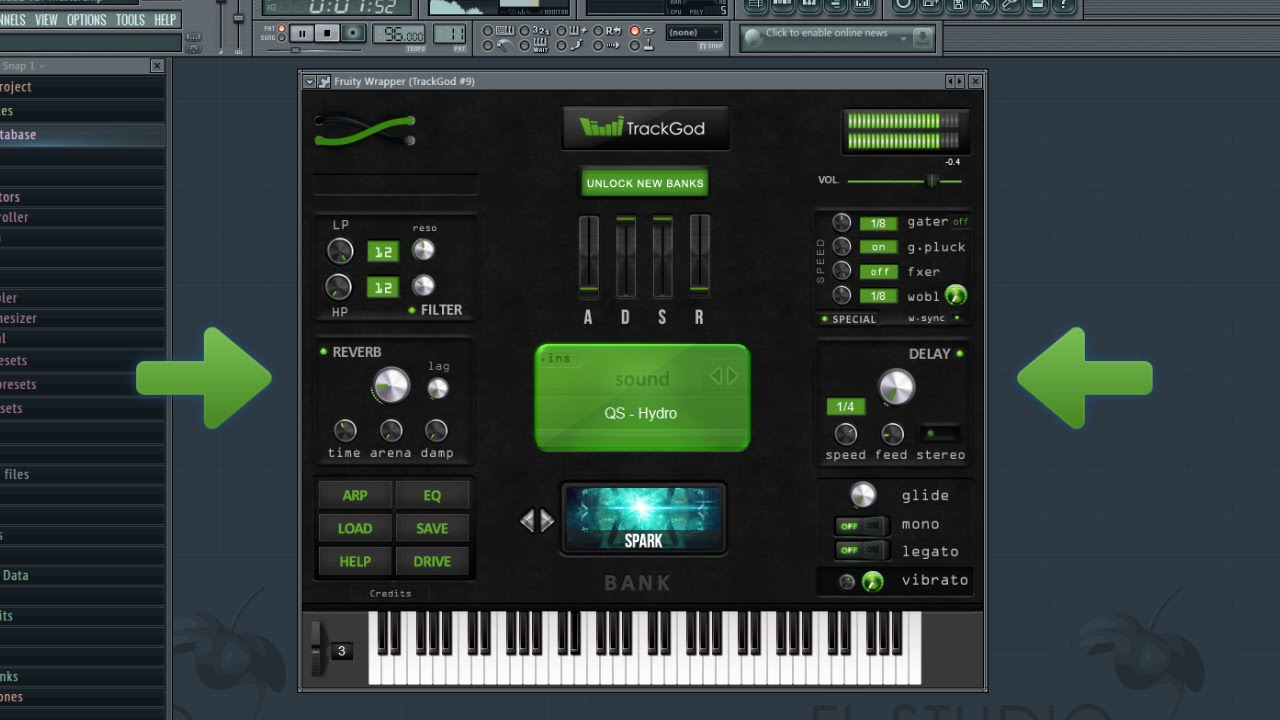 Free Demo VST | Best for Hip Hop, Trap, and EDM