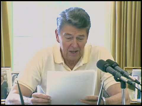 President Reagan's Radio Address on Economic Growth and the Situation in Nicaragua on June 18, 1988