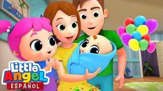 ¡Bienvenido Nuevo Hermanito!, Canción del nuevo Bebé | Canciones Infantiles | Little Angel Español