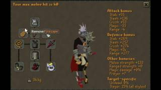 OSRS - Abyssal Demon Slayer Guide within the Catacombs of Kourend.
