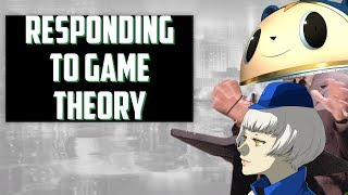 Responding to Game Theory