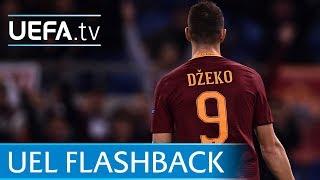Džeko, Raúl and more: Europa League matchday five memories