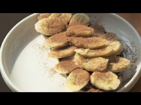 Hard Boiled Egg Banana Healthy Breakfast Breakfasts