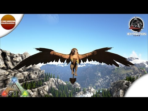 Τελικά, κάναμε tame Griffin. ARK Extinction Core E13 (Greek gameplay)